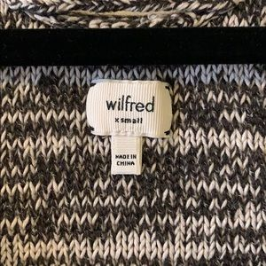 Wilfred Tops - Aritzia Wilfred knit top
